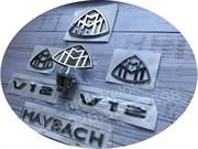 Комплект майхбах для s222 Майбах Mercedes Benz капот / багажник / стойки / крылья