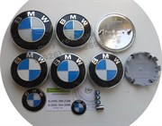 Набор БМВ по кругу, классика (перед + зад + диски + руль + ...)