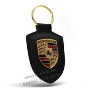 Брелок Порше Дизайн для ключей черный, porsche design