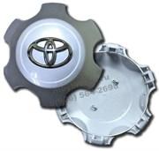 Колпачки в диск Тойота Cruiser, Prado Прадо 135/129 мм