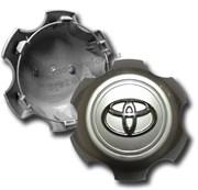 Колпачки в диск Тойота Cruiser, Prado Прадо 134/115 мм