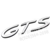 Эмблема Порше GTS