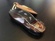 Корпус для ключа porsche cayenne panamera cayman boxter macan