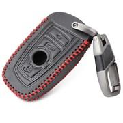 Чехол для смарт ключа БМВ (1 ушко), черный