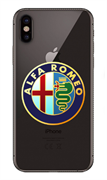 Чехол на телефон с логотипом Альфа Ромео