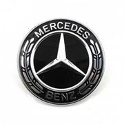 Эмблема на капот Mercedes A0008171601