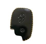 Чехол для смарт ключа Лексус IS 3 кнопки кожа
